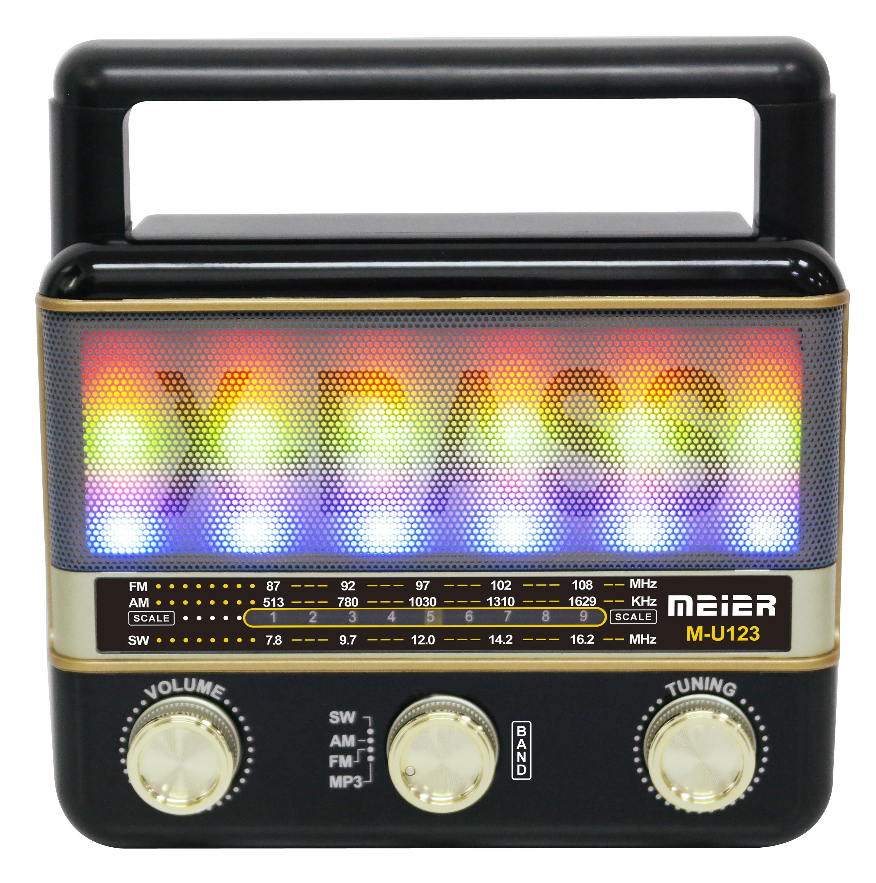m-u123(收音机)fm